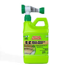 Mold Armor 64 Fl Oz Deck And Patio Outdoor Cleaner In The Outdoor Cleaners Department At Lowes Com