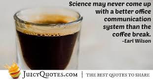 coffee break quote picture