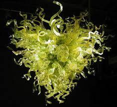 glass art chandeliers modern crystal