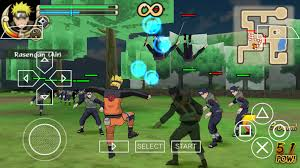 Naruto Shippuden Ultimate Ninja Impact Download For Ppsspp