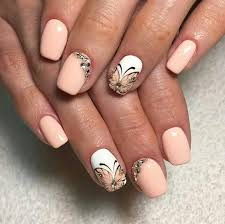 Amazing Ideas to Manicure Short Nails (With images) | Butterfly ...