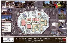 review aiken mall redevelopment plan