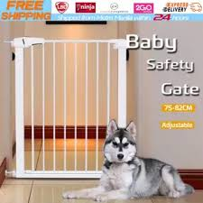 Baby Fence Stairs Barrier Fence Children Infant Child Safety Gate Bar Accessories Pet Dog Fence Pole Isolation Door Protector For Dogs Baby Safety Gate Children Baby Fence Lazada Ph