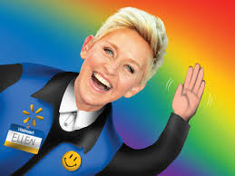 walmart s deal with ellen degeneres