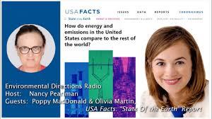 ED 2203 Poppy MacDonald & Olivia Martin of USA Facts - YouTube