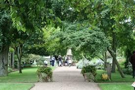 le chelsea physic garden londres calling