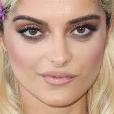 bebe rexha makeup black eyeshadow