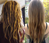 how to dread hair dread hair tutorials