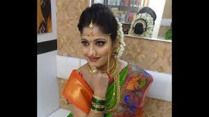maharashtrian bride bridal makeover