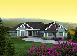 house plan 97368 ranch style with