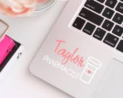Pharmacy Decal Etsy