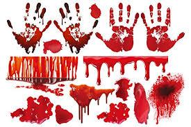 Halloween Bloody Handprint Window Decal Buy Online In Bahamas At Desertcart
