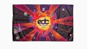 Edc Vegas Flag Sold Out Imgur