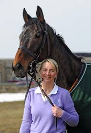 Grand National is a lottery, says Bingley horse trainer Sue Smith ...