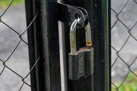 Padlock Unlock Gate Free Photo On Pixabay