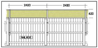 Design Flow Australian Manufacturer Of Matrix Fence Extensions