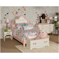 B212 109 Ashley Furniture Laddi Kids Room Benche Storage Bench