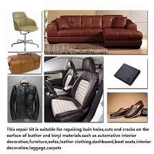 leather repair tool car seat sofa