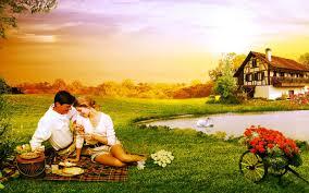 beautiful cute romantic love couple hd