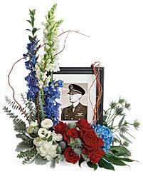 photo tribute bouquet in decorah ia