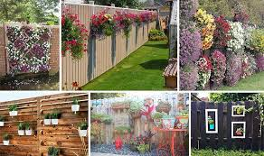 15 Super Unique Fence Planters That Ll Have You Loving Your Privacy Fence Again