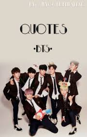 bts quotes jeon jungkook wattpad
