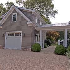 adding attached garage with breezeway