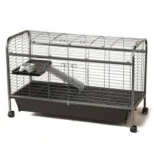 All Living Things Luxury Rabbit Cage Small Pet Cages Petsmart