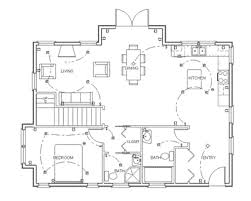 how to draw floor plans