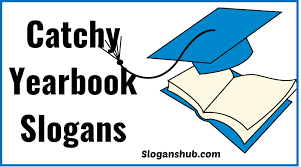 catchy yearbook slogans