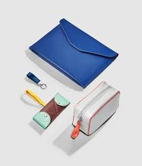 customizable leather bags