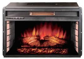 infrared quartz electric fireplace