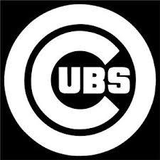 Chicago Cubs Vinyl Decal Sticker Choose Color Size Yeti Cornhole Ebay