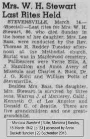 Helen Ada Hall Stewart (1855-1942) - Find A Grave Memorial