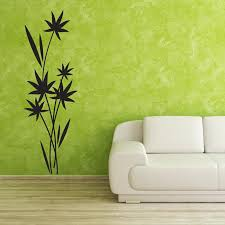 Vine Plant Wall Decal Style And Apply