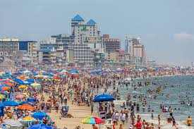 ocean city ranked a top 10 hot summer