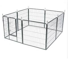 Wholesale Customized Indoor Outdoor Dog Run Puppy Pet Play Pen Metal Dog Fence Buy Indoor Dog Fencing Decorative Dog Fences Pet Fence Product On Alibaba Com