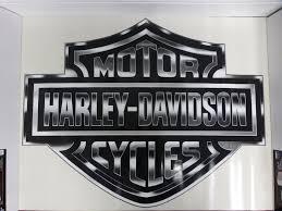 Harley Davidson Bar Shield Extra Large Trailer Decal Sticker New Harley Davidson Harley Decals Stickers