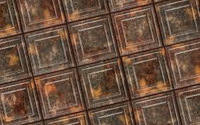 simply rustic ceiling tile