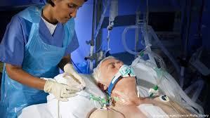 Какие хронические болезни особенно опасны во времена коронавируса | События  в мире - оценки и прогнозы из Германии и Европы | DW | 01.04.2020