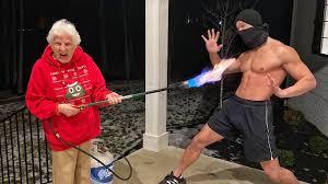 Grandma's Home Alone Self-Defense | Ross Smith - YouTube