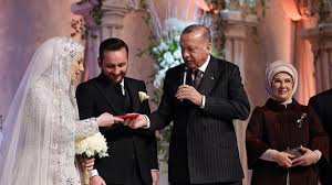 Cumhurbaşkanı Erdoğan yeğeninin nikah şahitliğini yaptı - Son Dakika
