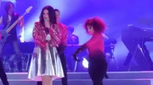 Laura Pausini Stadi - Stadio Olimpico Roma - YouTube