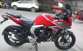 yamaha fazer bike in delhi