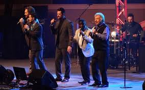 David Phelps, Wes Hampton, Adam Crabb, Todd Suttles, Bill Gaither, and  drummer Greg Ritchie - a photo on Flickriver