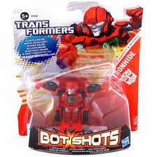 Đồ chơi Robot Transformer mini Bot Shots - Ironhide (Box) - 75,000 ...