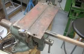 homemade sheet metal finger brake
