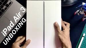UNBOXING iPad Air 3 di Tahun 2020 ...