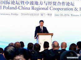 President Xi urges cooperation between China and Poland
