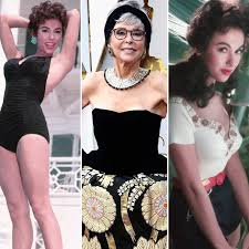 Rita Moreno talks about her acting struggles in the early days